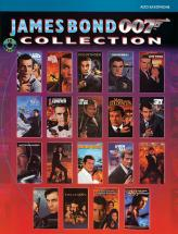 Barry John - James Bond 007 Collection + Cd - Saxophone And Piano