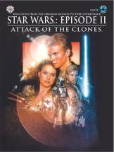 Williams John - Star Wars Ii : Attack Of The Clones + Cd - Flute