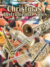 Christmas Solos Carols + Cd - Clarinet And Piano