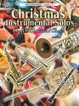 Christmas Solos Carols - Saxophone And Piano