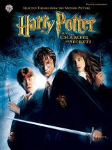 Williams John - Harry Potter - Chamber Of Secrets - Piano