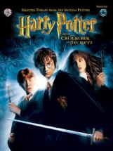 Williams John - Harry Potter - Chamber Of Secrets + Cd - Saxophone And Piano