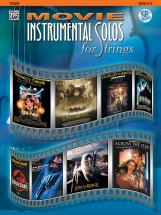 Movie Instrumental Solos + Cd - Violon