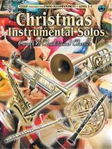 Christmas Solos Carols + Cd - Cello And Piano