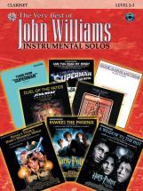 Williams John - Very Best Of + Cd - Clarinet And Piano