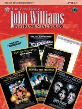 Williams John - Very Best Of + Cd - Piano