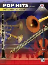 Pop Hits:instrumental Soloists + Cd - Saxophone And Piano