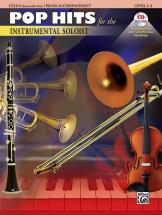 Pop Hits : Instrumental Soloists + Cd - Cello Solo