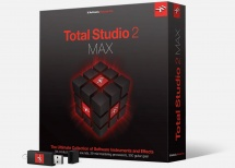 Ik Multimedia Total Studio 2 Max - Bundle
