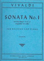 Vivaldi Antonio - Sonata N°1 In B Flat Major