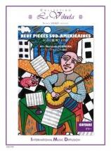 Pedreira N. - Neuf Pieces Sud-americaines - Guitare