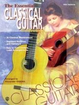 The Essential Classical Guitar Collection (arr : A. Glüklikh)