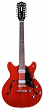 Guild Starfire Iv St 12-string - Cherry