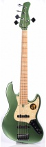Sire Marcus Miller V7 Swamp Ash-5 Sg 2.0 Finition Sherwood Green