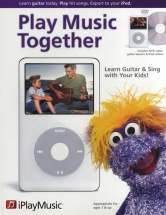 Play Music Together + Dvd - Guitar