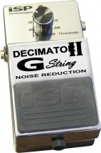 Isp Decimator Ii G String Noise Gate
