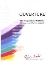 Haendel G.f. - Del Giudice M. - Ouverture
