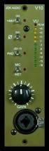 Jdk Audio V10 - Preampli Micro