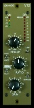Jdk Audio V12 - Compresseur Mono