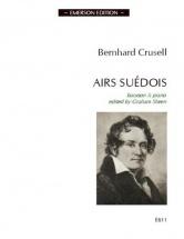 Crusell Bernhard - Airs Suedois - Basson and Piano