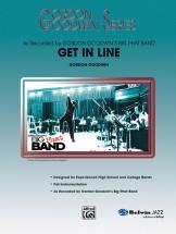 Goodwin Gordon - Get In Line - Jazz Band