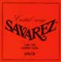 Savarez 570cr Cristal Rouge Tirant Normal