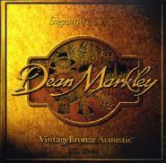 Dean Markley Vintage Bronze 2004a Medium Light 12 15 25 34 44 54