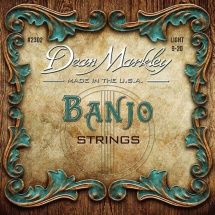 Dean Markley Banjo Strings 5 String Light 9-20w