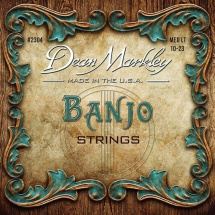 Dean Markley Banjo Strings 5 String Medium Light 10-23w