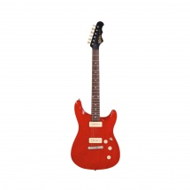 Fret King Green Label Elan 50sp Thru Red