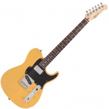 Fret King Black Label Country Squire Classic Butterscotch
