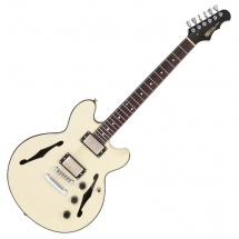 Fret King Black Label Elise Vintage White