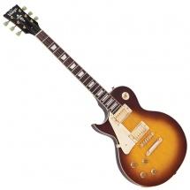 Vintage Guitars Lv100tsb Tobacco Sunburst