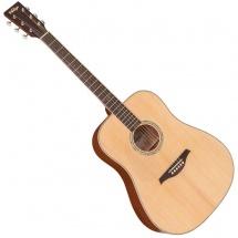 Vintage Guitars Lv501n Satin Natural