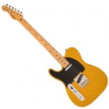 Vintage Guitars Lv52bs Butterscotch