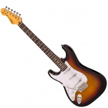 Vintage Guitars Lv6ssb Sunburst