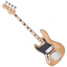 Vintage Guitars Lvj74nat Maple Board Natural Ash Body