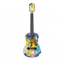 Bob L\'eponge Spongebob Squarepants Junior Guitar Outfit