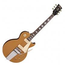 Vintage Guitars V100mu Gold Top W/vibrola