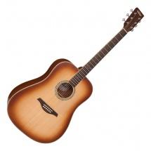 Vintage Guitars V501tsb Satin Tobacco Sunburst