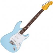Vintage Guitars V6lb Laguna Blue