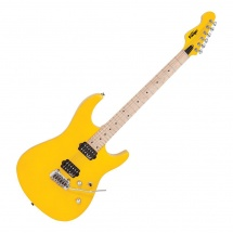 Vintage Guitars V6m24dy Daytona Yellow