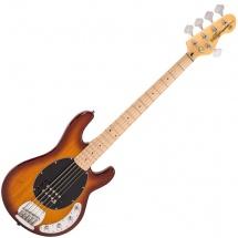 Vintage Guitars V965tsb Flamed Tobacco Sunburst