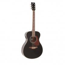 Vintage Guitars Ve300bk Gloss Black