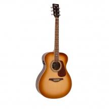 Vintage Guitars Ve300sb E/a Sunburst