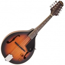 Pilgrim Vpma50eav Redwood Electro Mandolin A Style Antique Violin Burst