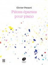 Penard P. - Pieces Eparses - Piano