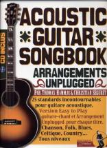 Acoustic Guitar Songbook Rebillard Tab + Cd