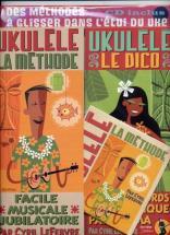 Ukulele Pack Methode/dico Rebillard + Cd