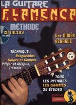Behague Didier - Guitare Flamenca + Cd